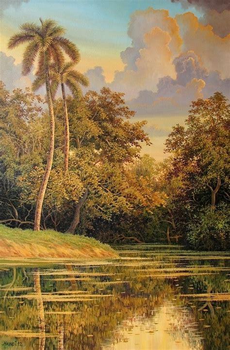 imagenes de paisajes naturales trackid sp 006 im 225 genes arte pinturas paisajes naturales hanoi mart 237 nez