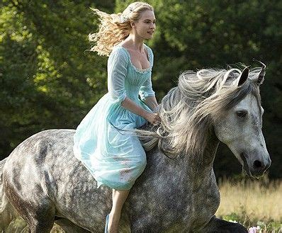 cinderella film horse lily james cinderella and the grimm on pinterest