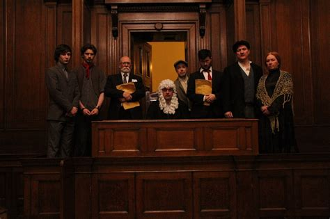guilty bench trial the verdict is in trial by jury is guilty of providing a great night s entertainment