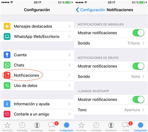 temas para whatsapp iphone whatsapp c 243 mo personalizar las notificaciones en android