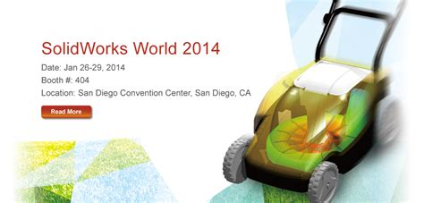 Home Expo Design Center San Diego by Solidworks World 2014 Moldex3d Plastic Injection