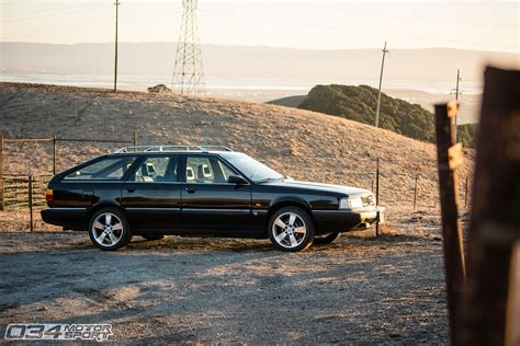 Audi 200 Quattro 20v by Chris Von Pechmann S 1991 Quot Black Rhino Quot Audi 200 Avant