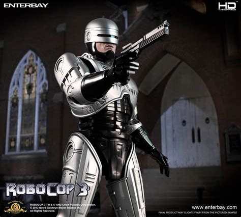 18 Inch Enterbay 14 Scale Robocop 3 enterbay 1 4 scale robocop from robocop 3 collectiondx