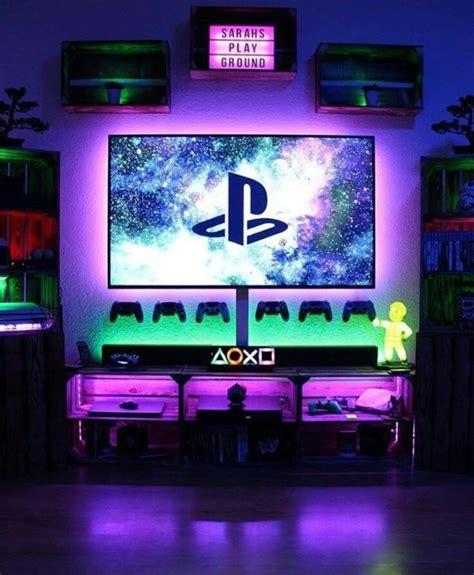 setup girl gaming room homey   home