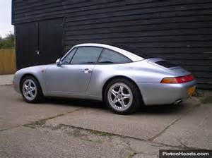 993 Porsche Targa 1996 Porsche 911 Targa Tiptronic 993 Related