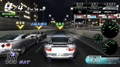 Mesin Wangan Midnight Maximum Tune blackbird the fastest review pertama part 2