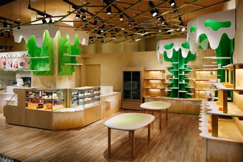design milk tokyo food 187 retail design blog