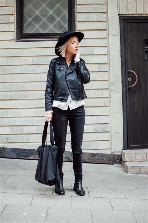 Fashion Leather leather jacket season