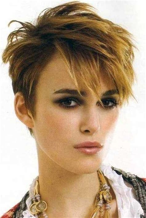 spikey hair with longbangs 30 best pixie hairstyles short hairstyles 2017 2018