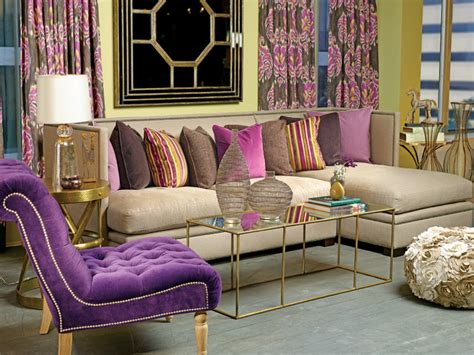 plum dandy gramercy sectional eclectic living room