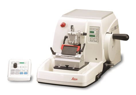 microtome sectioning leica rm2255 automated microtome product leica biosystems