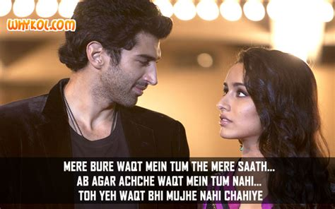 kumpulan quotes film london love story dialogues from the bollywood movie aashiqui 2