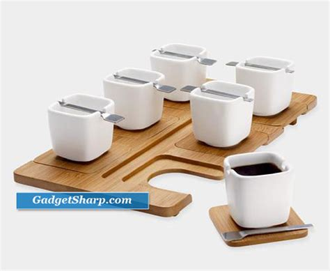 cool espresso cups 7 cool and modern espresso set designs gadget sharp