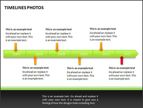 24 timeline powerpoint templates free ppt documents
