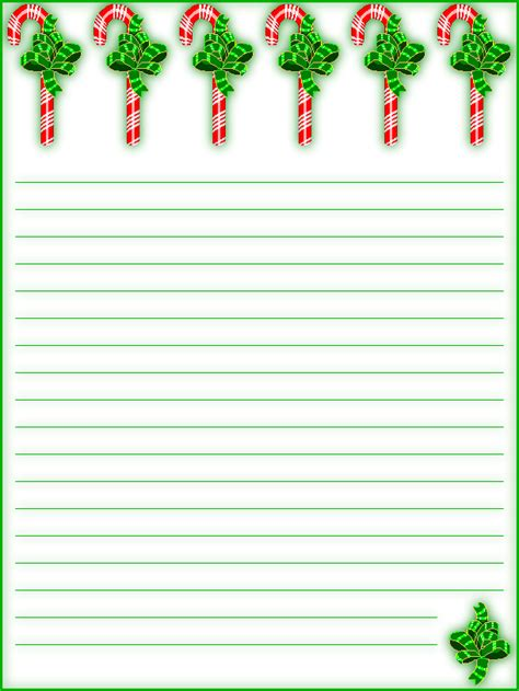 free printable lined christmas stationery paper free printable lined christmas stationery holiday money