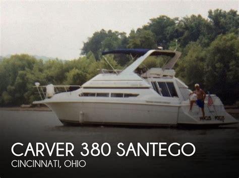 carver boats for sale in ohio canceled carver 380 santego boat in cincinnati oh 110170
