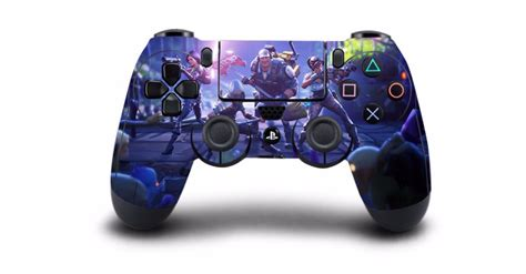 Ps4 Controller Stickers Fortnite by Fortnite Skin Sticker Sony Playstation 4 Dualshock