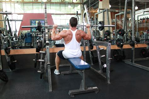 difference between dumbbell and barbell bench press difference between military and shoulder press