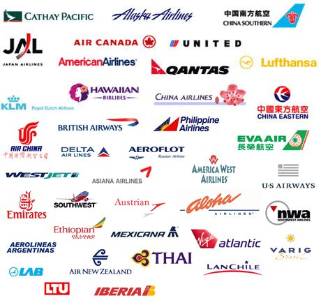 world airlines logos ~ luxury places