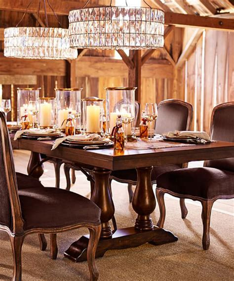 extended dining room tables extended rustic dining room table