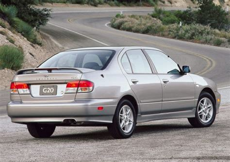 2001 infiniti g20 reviews specs and prices cars