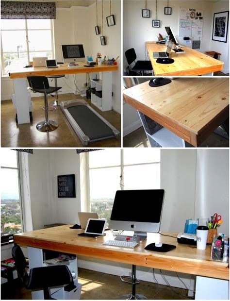 diy treadmill desk ikea best 25 treadmill desk ideas on standing desk