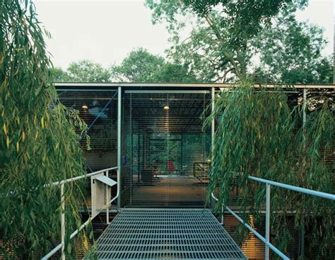 hopkins house a glass box in hstead architecture hopkins house by