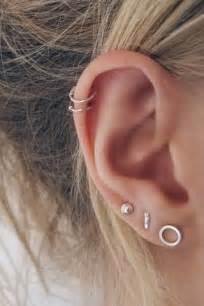 17 best ideas about helix piercings on ear