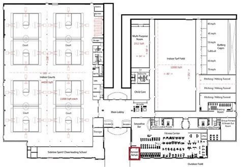 Commercial Complex Floor Plan by 11 Best Images About Sport Complex On Cas Ea