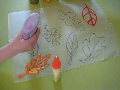 Wax Paper Arts And Crafts - pink and green favorite elmer s glue projects kid