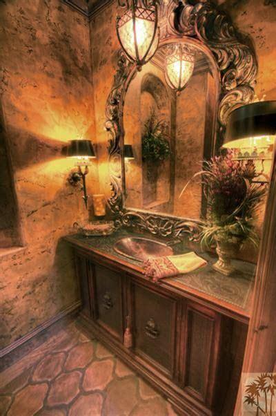 world tuscan style bathrooms