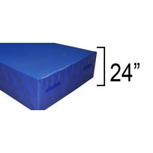 Mat Covers by 24 Inches Crash Mat Covers World Mat