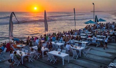 sunset bars  bali  ocean views galore