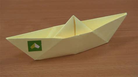 como hacer un barco origami c 243 mo hacer un barco de papel origami tutorial askix