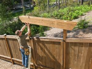 download build an arbor plans free