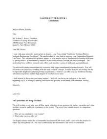 Territory Manager Cover Letter by Application Letter Sle Territory Manager Cover Letter Sle