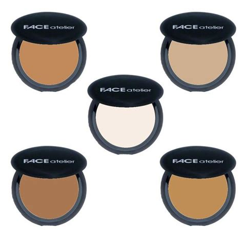 Limited Bioaqua Make Up Profesional Pressed Powder atelier ultra pressed powder ready cosmetics