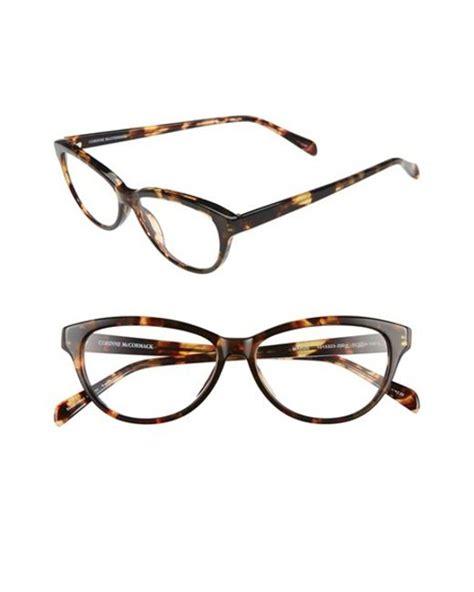 corinne mccormack marge 52mm reading glasses in black