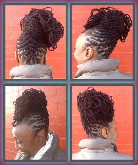 lock styles for women 456 best images about sisterlocks styles to try on