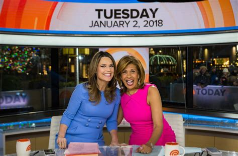 hoda kotb today show contract hoda kotb s today salary is 18m less than matt lauer s