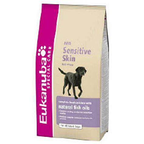Eukanuba Special Care Food by Eukanuba Special Care Sensitive Skin Food 12 5kg