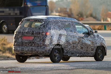 renault triber kwid based mpv caught testing page