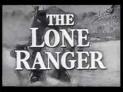 Theme Song Lone Ranger | the love ranger videolike