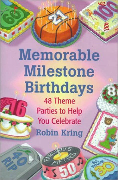 Milestone Birthday Quotes Big Milestone Birthday Quotes