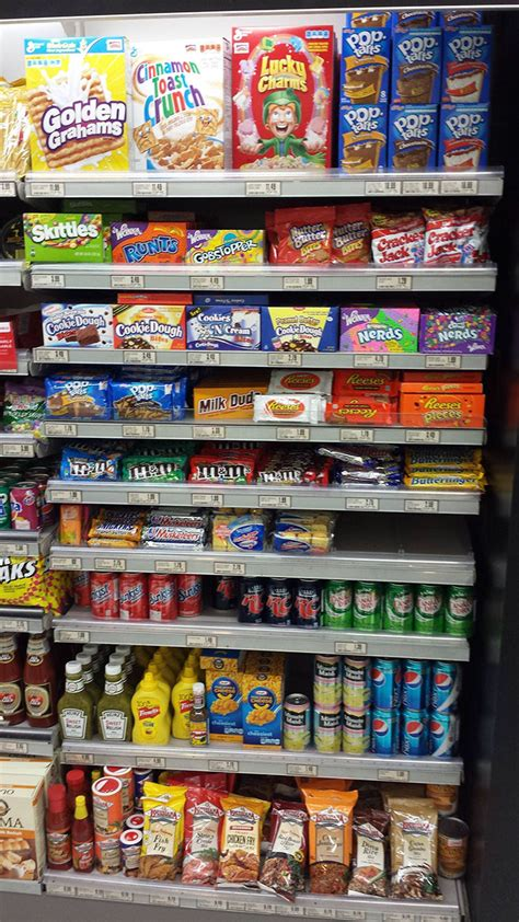 tlatet convenience stores and supermarkets this is what american food looks like according to the