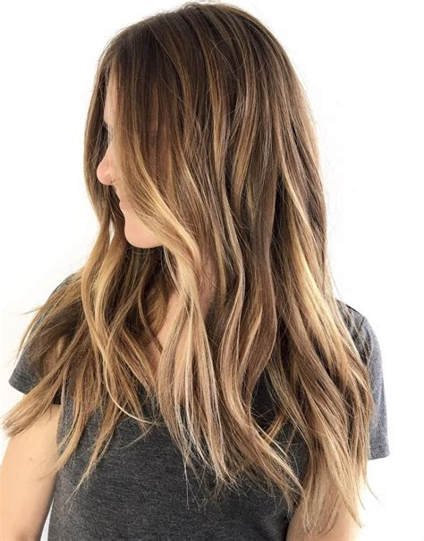 long blonde hair with dark low lights 45 ideas for light brown hair with highlights and