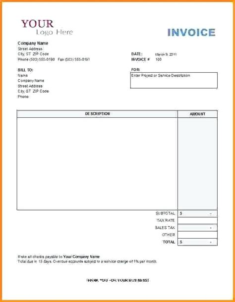 weekly invoice template weekly invoice template bi weekly payroll templates