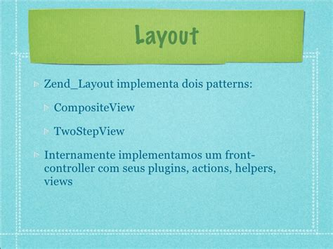 form in layout zend desmistificando o framework da zend