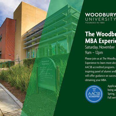 Woodbury Mba by Woodbury Burbank And San Diego California