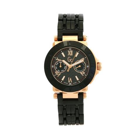 Guess Gc 30000 Rosegold Black Leather discounted watches 50 or more 187 bogomash bogo promotions and 50 deals